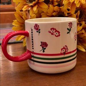 Starbucks + Bando mug